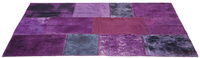 Ковры Ковер Patchwork Velvet Purple 170x240 за 18600.0 руб
