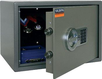Сейфы и металлические шкафы Сейф офисный ASM-30 EL за 12 554 руб
