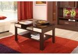 Столы и стулья Стол журнальный со стеклом СЖ5 за 6800.0 руб