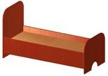 Детские кровати Кровать детская за 1980.0 руб