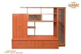 Корпусная мебель Стенка Даллас за 10860.0 руб