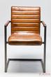 Кресла Кресло Cantilever Riffle Buffalo, коричневое за 31300.0 руб