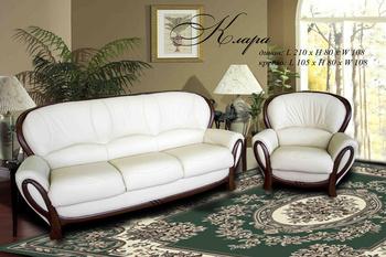 Комплекты мягкой мебели Клара за 60 000 руб