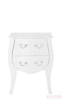 Комоды Комод Romantic 2SK Glossy White за 26 700 руб