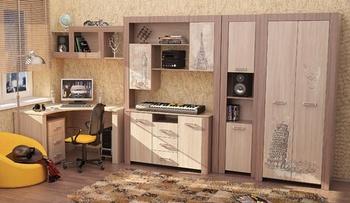 Корпусная мебель Модульная серия «Город» за 31 300 руб