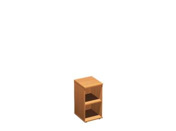 Мебель для персонала Стеллаж низкий узкий за 2 507 руб