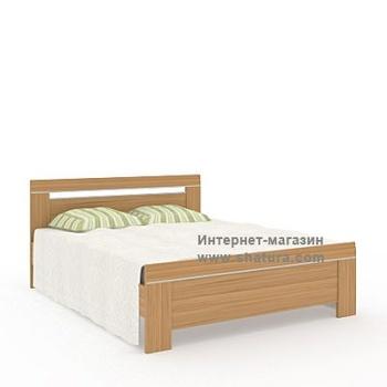 Кровати INTEGRO вишня за 17 910 руб