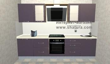 Кухонные гарнитуры Лола за 87 780 руб