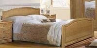 """Мебель для спальни Кровать б/к., б/м. """"Невда"""" (1600) Б-6707-02/01 за 18520.0 руб"""
