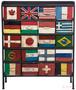 Комод Flags 20 ящиков
