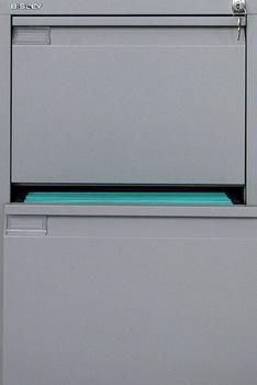 Сейфы и металлические шкафы Картотечный шкаф BS2E BISLEY за 14 661 руб