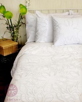 Постельное белье Постельное белье «Flora» 1.5-спальный за 7 500 руб
