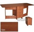 Столы и стулья Стол-книжка Глория 606 (4 ящика) орех за 5590.0 руб