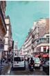 Картина Paris District 120x80см за 7900.0 руб