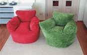 Мягкая мебель Кресло бескаркасное за 6390.0 руб