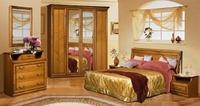 """Мебель для спальни Набор """"Нинель"""" (1/01) б/к., б/м. ММ-167 за 93700.0 руб"""