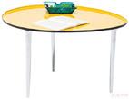 Столы и стулья Стол кофейный Egg 57x62 см за 10200.0 руб
