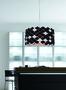 Светильник подвесной Mosaik C BK, черный