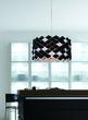 Светильник подвесной Mosaik C BK, черный за 13900.0 руб