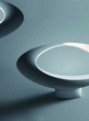 Светильник настенный Auge W WH, белый за 10400.0 руб