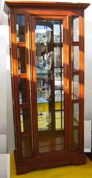 """Буфеты и витрины Шкаф с витриной """"Полонез"""" ММ-174-01/01 за 42 340 руб"""
