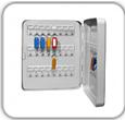 Сейфы и металлические шкафы Ключница КС-20 за 890.0 руб