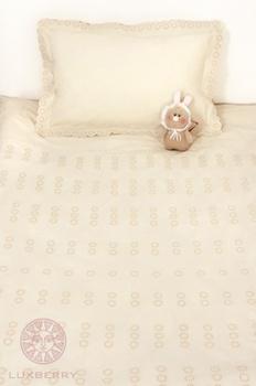 Постельное белье Постельное белье «Кружочки» за 4 600 руб
