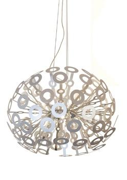 Светильники, бра, торшеры Светильник подвесной Pusteblume C1 SL, серебро за 10 900 руб