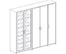 Офисная мебель Шкаф высокий за 42892.0 руб