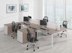 """Офисная мебель Мебель для персонала серии """"Спринт-люкс"""" за 13150.0 руб"""