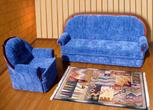 Комплекты мягкой мебели Набор мягкой мебели Модель 003 за 55000.0 руб