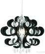 Светильник подвесной Phantom, чёрный за 7400.0 руб