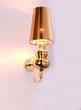 Светильник настенный Duke W1 GD, золото за 4000.0 руб