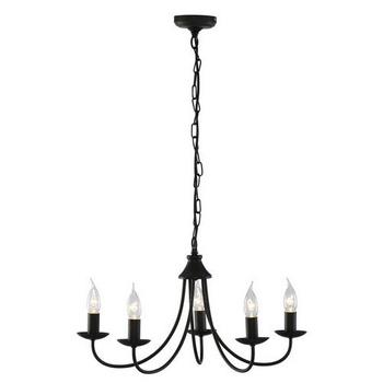 Светильники, бра, торшеры Arte Lamp Италия A6310LM-5BK за 4 500 руб