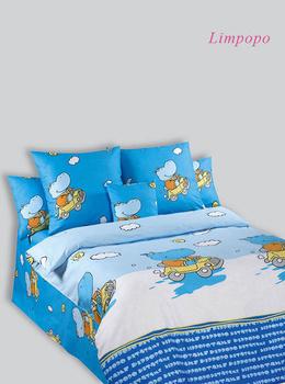 Постельное белье Детское постельное белье Limpopo.Италия. за 3 600 руб