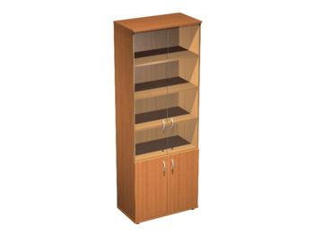 Мебель для персонала Шкаф для документов со стеклом за 10 421 руб