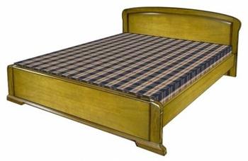 """Кровати Кровать """"Невда"""" б/к., б/м.(1600) Б-6707-13 за 21 890 руб"""