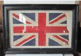 Картины, панно Картина рамка Union Jack Flag 86x129 см за 15600.0 руб