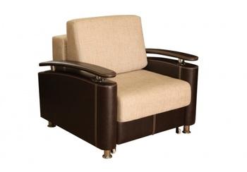 Кресла Кресло-кровать с пуфом Сонет-03 за 20 500 руб