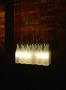 Светильник подвесной Flasche C2 WH, белый, хром. мет.