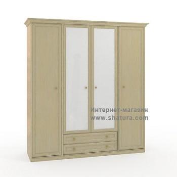 Шкафы распашные Лючия Штрих Лак за 34 380 руб