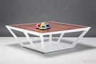 Стол кофейный Trapez 100x100 см