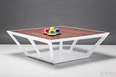 Стол кофейный Trapez 100x100 см за 31300.0 руб