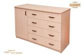 Корпусная мебель Комод 120 за 4280.0 руб