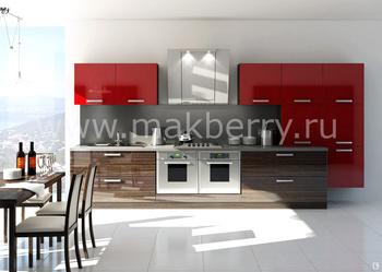 Кухонные гарнитуры Акрилайн за 18 000 руб