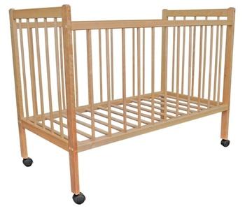 Кроватки для новорожденных Кроватка детская в ассортименте за 1 743 руб