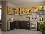 Кухня фотопечать на МДФ за 20000.0 руб