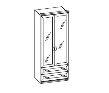 Корпусные шкафы-купе Шкаф для одежды за 18 982 руб
