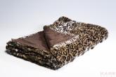 Blanket Fur Leo Dark 152x127cm за 6300.0 руб