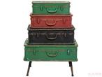 Корпусная мебель Комод Suitcase Iron 4 ящика за 42500.0 руб
